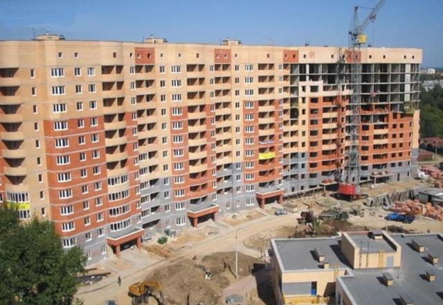 Власти Москвы планируют сократить объемы строительства социального жилья