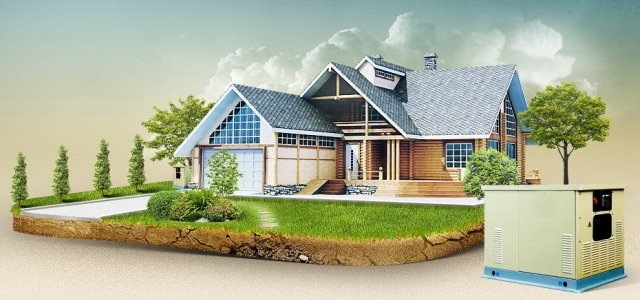 Как создать систему автономного энергоснабжения в загородном доме