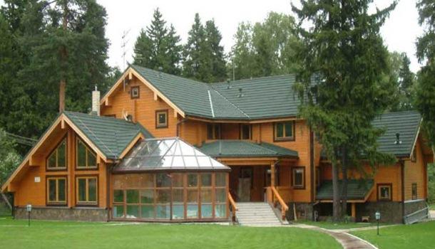Преимущество домов из дерева