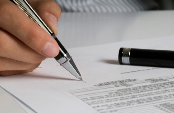Составление сметы и подписание договора
