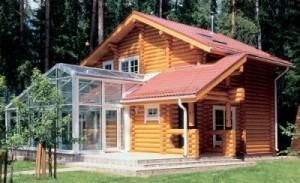 Что нужно знать о строительстве домов из бруса