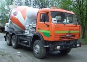 Автобетоносмеситель 69361н