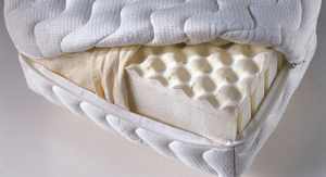 Новые материалы для беспружинных ортопедических матрасов