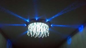 Светодиодные люстры с ПДУ