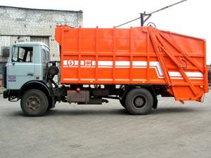 Особенности комплектации мусоровозов