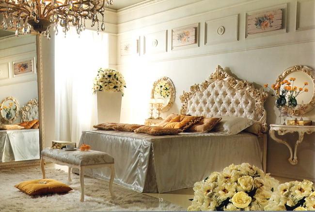 Дорогая мебель для спальни
