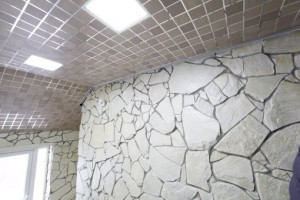 Потолки Caveen