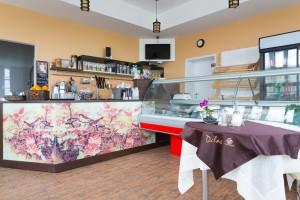 Где заказать изготовление барной стойки для кафетерия