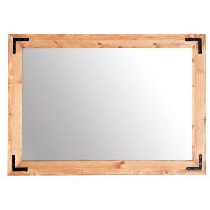 Купить зеркало в деревянной раме