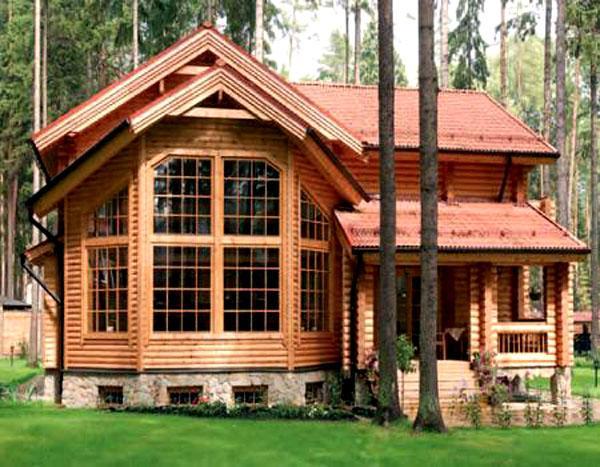 Недорогое строительство деревянных домов