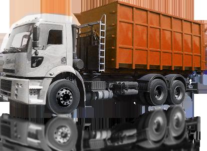 Заказ контейнера для вывоза строительного мусора