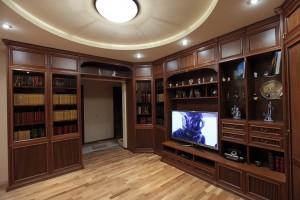 Встроенная мебель и ее преимущества
