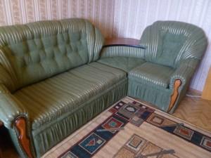 Перетяжка мягкой мебели для дома