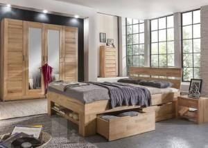 Удобная спальня для пожилых людей