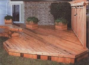 Как защитить деревянную террасу