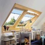 Мансардные окна нового поколения от VELUX