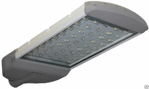 Светодиодные консольные светильники для улицы