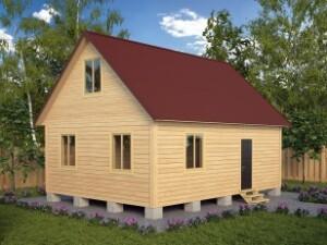Заказ проектов домов из бруса