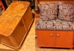Переделка мебели в домашних условиях